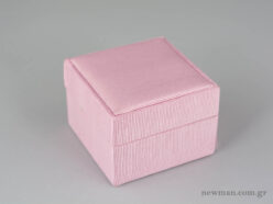 Kids Box with Cushion - Light Pink
