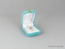 Κουτιά για παιδικούς και βαπτιστικούς σταυρούς σε τιρκουάζ χρώμα