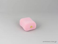 Κουτιά για παιδικούς και βαπτιστικούς σταυρούς σε ροζ χρώμα