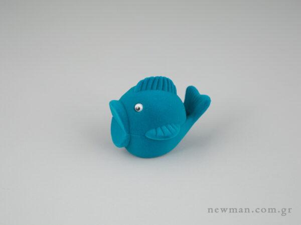 Κουτί κοσμημάτων παιδικό - Ψάρι Φούσκα