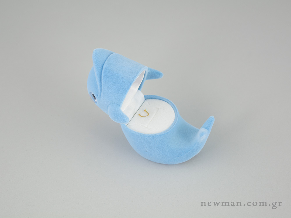 Κουτί κοσμημάτων παιδικό - Δελφίνι