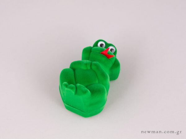 Παιδικό κουτί κοσμημάτων Βατραχάκι