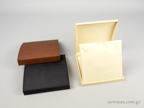 Κουτιά για κοσμήματα κολιέ