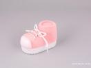 Κουτί κοσμημάτων παιδικό. Ταυτότητας – Παπούτσι Ροζ