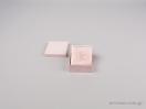 Παιδικό κουτί για βαπτιστικό σταυρό κοριτσιού σε ροζ χρώμα με σχέδιο νεράιδα