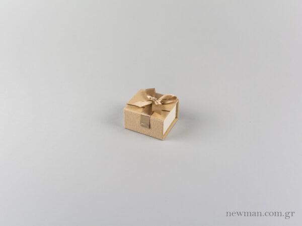Χάρτινο κουτί για φαρδύ δαχτυλίδι της σειράς HW με κωδικό 051211 στο newman.com.gr