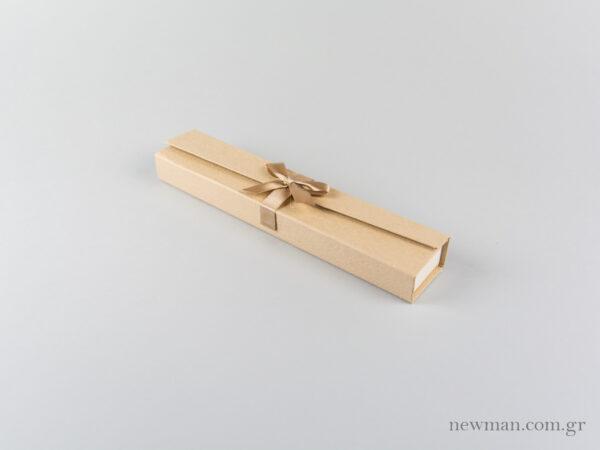 Κουτί για σπαστή χειροπέδα βραχιόλι ή λεπτό ρολόι, της σειράς HW με κωδικό 051215 στο newman.com.gr