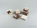 Κουτί, χάρτινο, οικολογικό για κοσμήματα της σειράς PN με κωδικό 051763 στο newman.com.gr