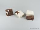 Κουτί για σταυρό και σκουλαρίκια της σειράς PN με κωδικό 051764 στο newman.com.gr