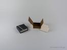 Οικολογικό κουτί κοσμημάτων με κρίκο για μενταγιόν και εγκοπές για σκουλαρίκια με κωδικό 051903 στο newman.com.gr