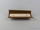 Κουτί κοσμημάτων για σπαστό βραχιόλι και ρολόι με κωδικό 051907 στο newman.com.gr