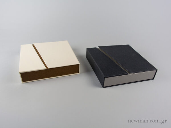 Κουτί κοσμημάτων για κολιέ της οικολογικής και οικονομικής σειρά BJ με κωδικό 051908 στο newman.com.gr