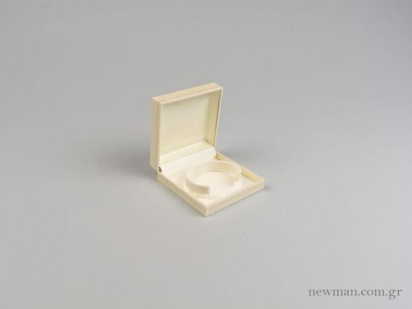 000475 κουτί με βάση για χειροπέδα της σειράς δερματίνη L στο newman.com.gr