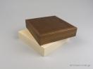 000477 κουτί για σετ κοσμημάτων, τετράγωνο, της σειράς Δερματινη L στο newman.com.gr