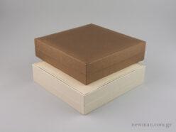 000493 kouti kolie mesaio tetragono elegant metal CTK 1919