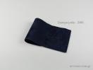 Σκούρο μπλε σουέτ πουγκί nova