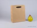 800404 τσάντα χάρτινη με λαβές φακαρόλα σε 4 χρώματα