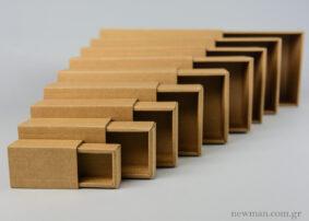 Κουτιά τύπου Σπιρτόκουτο