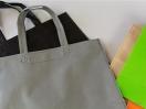Τσάντα non woven με πιέτα στο κάτω μέρος και χερούλι loop στο newman.com.gr