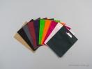Χρωματολόγιο 10 χρωμάτων, στις υφασμάτινες τσάντες non woven με χούφτα, κολλητές ραφές και διαστάσεις 20×25 εκ.