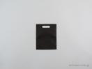 Τσάντες non woven με χούφτα 20×25 εκ. μαύρο