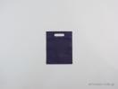 Τσάντες non woven με χούφτα 20×25 εκ. σκούρο μπλε