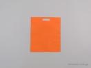 Υφασμάτινες τσάντες non woven με χερούλι χούφτα σε διαστάσεις 30×35 εκ. πορτοκαλί