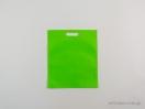Υφασμάτινες τσάντες non woven με χερούλι χούφτα σε διαστάσεις 30×35 εκ. λαχανί