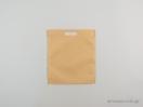 Υφασμάτινες τσάντες non woven με χερούλι χούφτα σε διαστάσεις 30×35 εκ. σκούρο μπεζ εκρού