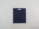 Υφασμάτινες τσάντες non woven με χερούλι χούφτα σε διαστάσεις 30×35 εκ. σκούρο μπλε