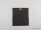 Υφασμάτινη τσάντα non woven 35×40 εκ. μαύρο