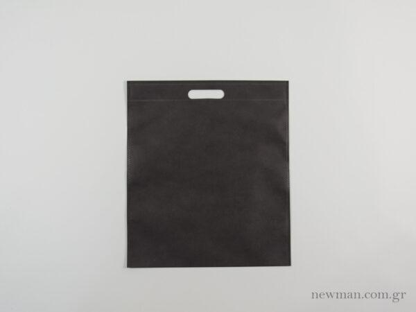tsantes choufta 35x40cm non woven mavro