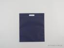 Υφασμάτινη τσάντα non woven μέγεθος 35×40 εκ. σκούρο μπλε