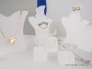 Βιτρίνα παρουσίασης κοσμημάτων για κοσμηματοπωλείο