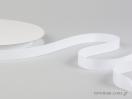 Κορδέλα φακαρόλα λευκό