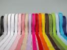 Χρωματολόγιο κορδέλες γκρο με γαζί