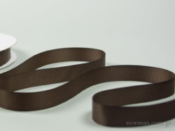 newman-grosgrain-ribbon-brown