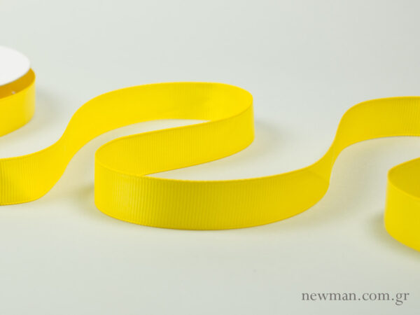 newman-grosgrain-ribbon-yellow