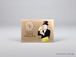 TOWN TALK Brilliant Gold Polishing Cloth 12.5x17.5cm