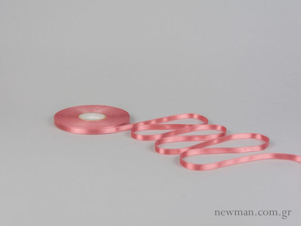 σατέν κορδέλα διπλής όψης 10mm