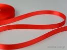 Κόκκινη Κορδέλα σατέν γυαλιστερής, διπλής όψης.