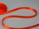 Πορτοκαλί Κορδέλα σατέν γυαλιστερής, διπλής όψης.