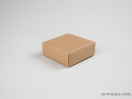 Κουτί χάρτινο για μπιζού 10x10x4 Κράφτ