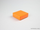 Κουτί χάρτινο για μπιζού 10x10x4 Φούξια