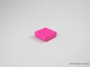 Μπιζόκουτο 6x6x2,2 Φούξια