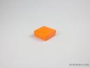 Μπιζόκουτο 6x6x2,2 πορτοκαλί
