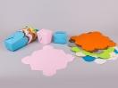 Κουτιά origami made by Newman σε διάφορα χρώματα