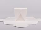 Κουτί origami by Newman σε χρώμα κρεμ