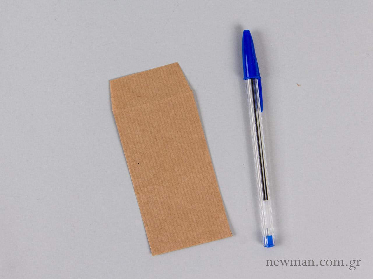 Χάρτινο σακουλάκι φάκελος xartino sakoulaki a853dc42fb0