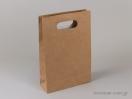 Χάρτινη τσάντα δώρου χούφτα tsanta xartini xoufta no4 063005